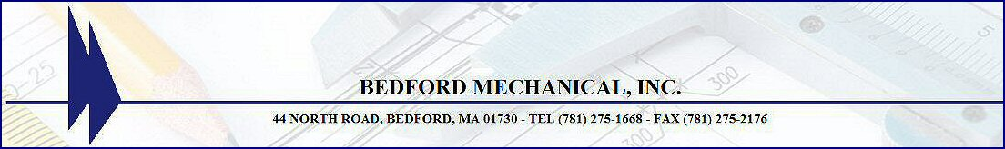 Bedford Mechanical HVAC Bedford MA